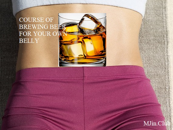 Alcohol Consumption and Curse of Brewing Beer in Your Stomach Disorders